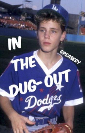 In The Dug-Out ☞ Corey Haim