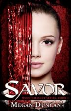 Savor, a Paranormal Romace (Warm Delicacy Series, Book 1) by MeganDuncanAuthor