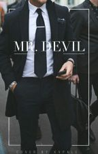 Mr.Devil by montserratrose