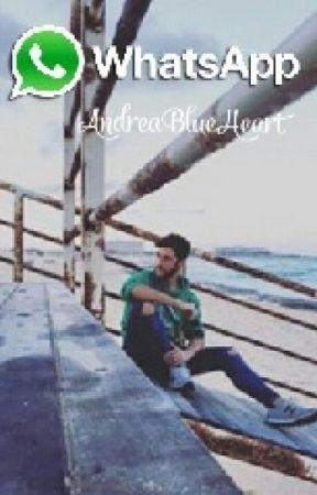 WhatsApp ⇨ Álvaro Auryn #2 by AndreaBlueHeart