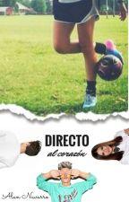 Directo al corazón |Alan Navarro| by Uncanny_9