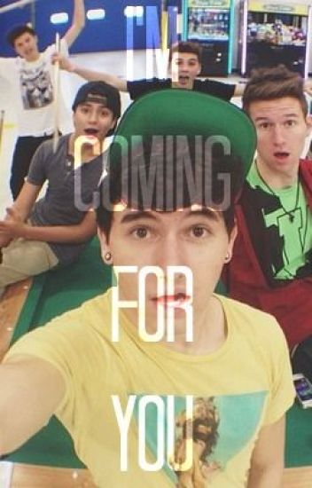 I'm coming for you! [Jc Caylen/Our2ndlife fanfic]