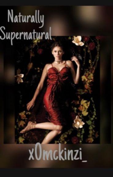Naturally Supernatural • TVD