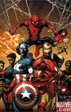 The Avengers' Little Spider -HIATUS- by Nea-Lee