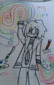 my art work by VictoriaTurrubiate