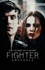Fighter » Isaac Lahey by awksharman
