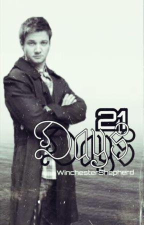 21 Days [A Hawkeye/ Clint Barton fic] [HEAVY EDITING] by WinchesterShepherd