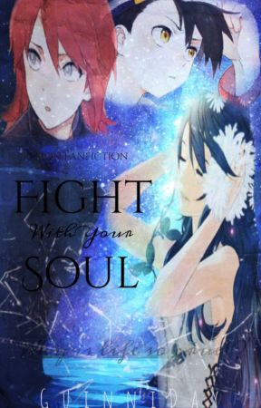 Fight With Your Soul// Pokemon by GuinniDay