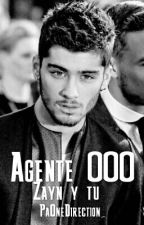 Agente 000- Zayn y tú. TERMINADA! by PaOneDirection_