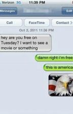 Funny Text Messages by jamie592