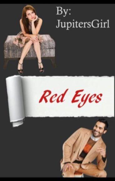 Red Eyes {Teen Wolf/Derek Hale}