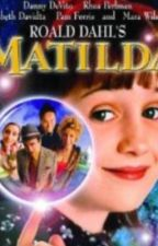 Matilda(a Roald Dahl classic) by LaraLee1