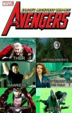 The Avengers Chat! by IrasDowney55