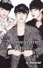 Nuestro secreto público | Jikookmin/Yoonminkook | BTS by AmaikoiOuO