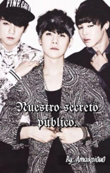 Nuestro secreto público | Jikookmin/Yoonminkook | BTS