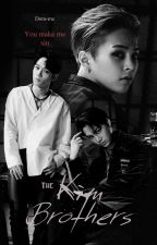 The Kim brothers; KaiXiuChen by dom-me