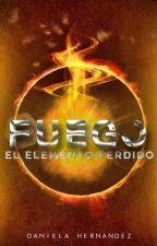 """""""El Elemento Perdido: Fuego"""" #AC2017 by DanielaHernandez1940"""