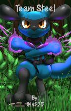 """Pokemon Mystery Dungeon """"Team Steel"""" by Gls325"""