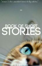 book of short stories ❁ by -karlwrites