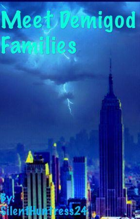 Meet Demigod Families by SilentHuntress24