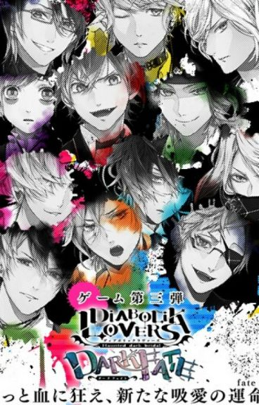 Diabolik Lovers Scenarios & One-Shots  #DLWattyAwards