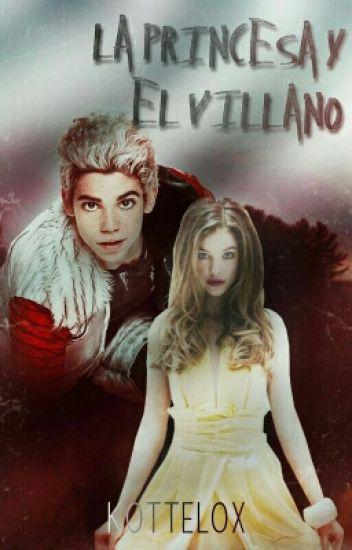 """""""La princesa & el villano"""".[Carlos De vil] *Editando*."""
