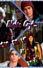 ¡Habis Cry!... (Jay x Carlos De Ville) Yaoi by tmnt-fan