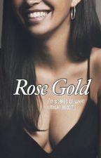 {Rose Gold - Derek Hale}  by puppy-eyed-mccall