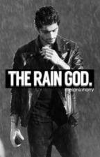 The Rain God. by lowkeygold