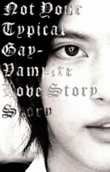 Gay vampire love stories