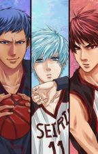 Kiseki no Sedai VS Megami no Sedai by AntoineElia