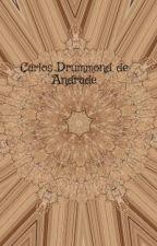 Carlos Drummond de Andrade by GracyanneMachado