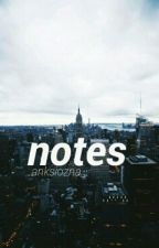 ° notes ° [joshler] by anksiozna_