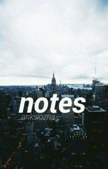 ° notes ° [joshler]