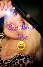 Best Blonde Jokes by whatinthe