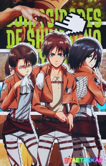 ☑ Curiosidades de Shingeki No Kyojin [1] EDITANDO.
