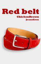 Red belt by ChickenBrown