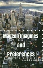 Magcon imagines/ preferences by papillons101