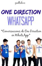 One Direction Whatsapp by -slxyslouis