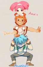 Gumball x Anais by DanHowells_Gurl