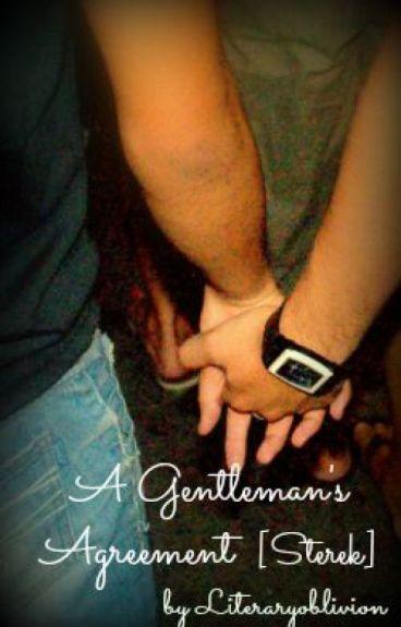 A Gentleman's Agreement [Sterek/Teen Wolf]