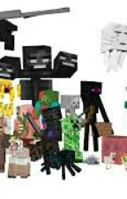 Ask/Dare the Human Minecraft Mobs by Payton_Lane