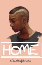Home (OITNB Poussey Washington Fanfiction) formely Broken by thecolorfxlmind