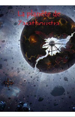 La planète de Zarathoustra by Feldebingen