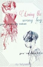 Loving the wrong boy. [Kaisoo FF] by Suhyunnie