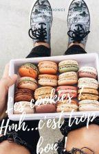 Les cookies? Hmh..c'est trop bon! |j.jungkook| by PrinceSsMorgane