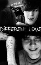 Different Love[Dominik Santorski & Tú] by Mariana_Row