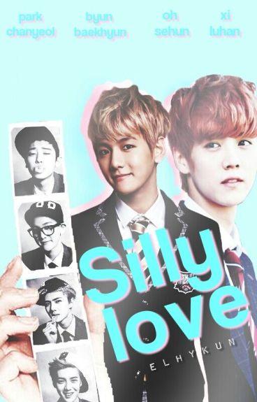 Silly love  » hunhan/chanbaek.