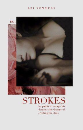 Strokes     Wattys2018 by -romantically