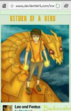 return of a hero(Percy Jackson fanfic) by PainSanders